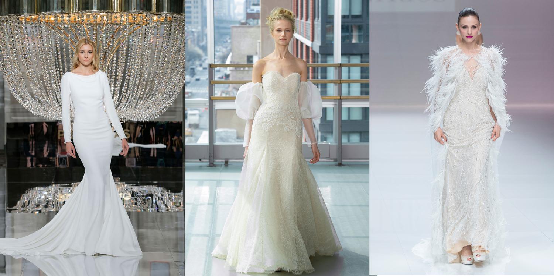 Five Wedding Dress Trends For 2019