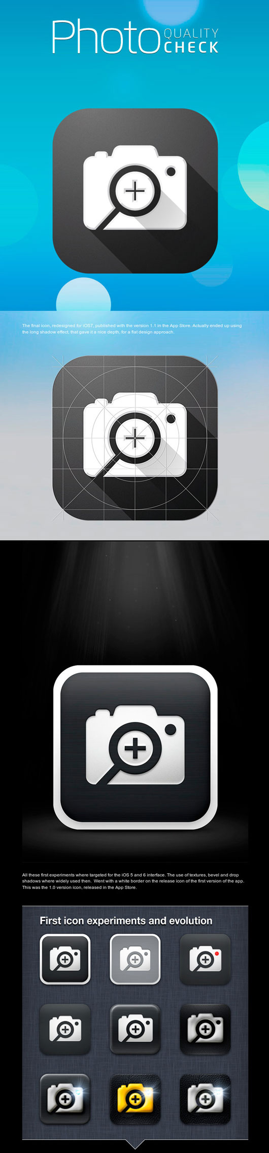 iOS App Icon Designs