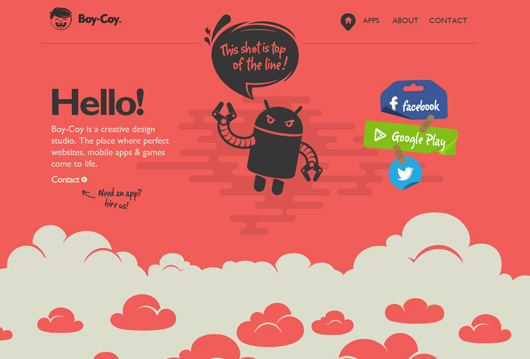 Parallax Websites