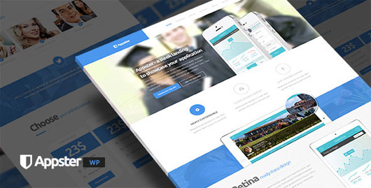 WordPress Landing Page Templates