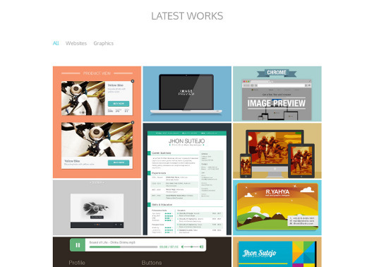 Free HTML Template