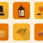 Free Thanksgiving Icon Set (15 Icons, PNG, PSD, AI, SVG)