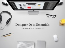 Designer Desk Essentials by GraphicBurger