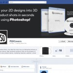 Free Facebook Timeline PSD Cover Template