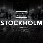 Stockholm – 25 Modern Vintage Logos (Limited Time)