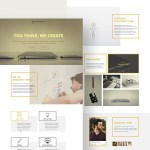 Wolfhead One Page Corporate Template