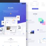 Dlex eCommerce UI Kit – Free Sample