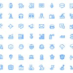 Ego Icons – Free Pack (100 Icons, 2 Styles)
