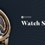 Free Watch Store Website PSD Template
