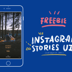 Free Instagram Stories UI