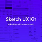 Wireframing UX Kit for Sketch