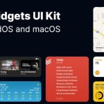 Free iOS 14 Widgets UI Kit for Figma