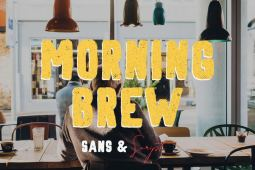 Morning Brew Hand Painted Font