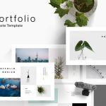 Free Presentation: Portfolio Keynote Template
