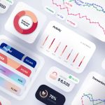 Free UI Kit – Finance Interface Elements (Sketch)