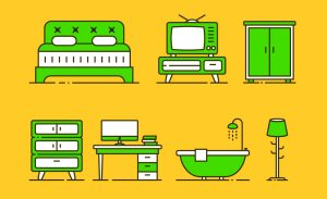 Free Furniture Icons