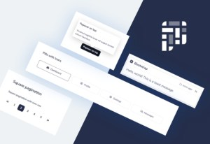 Pixel Lite - Free Bootstrap 4 UI Kit (HTML & CSS)