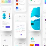 Yolk – Free iOS UI Kit (Sketch)