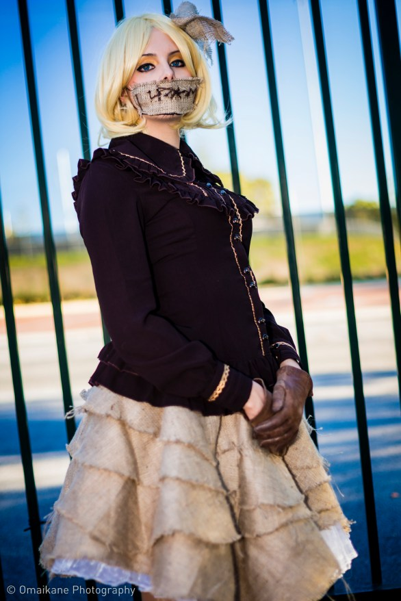 Captured at Perth Supanova 2013 Scarecrow: Laura Stacy