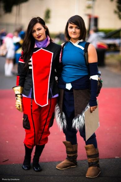 captured at Melbourne Supanova 2015 photo by Omaikane