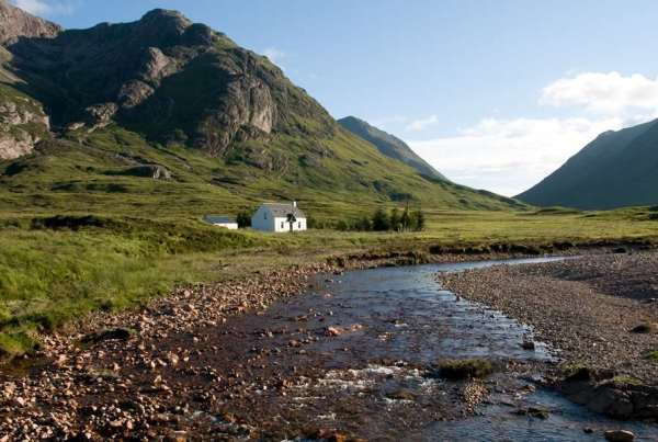 West Highland Way Camping