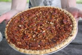 Southern Sweet Potato Pecan Pie