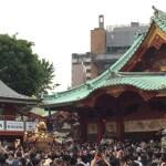 御遷座400年 神田祭