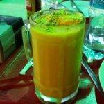 Mango juice thing