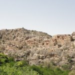 The ancient village of Jebel Akhdar.