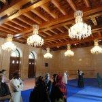 The women's prayer room...