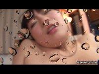 敏感おまんこを弄られてカメラに潮吹きする羽月希がエロくて抜けるセックス動画無料