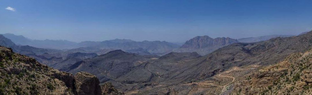 "Az arab ""Grand Canyon"": Jebel Shams"