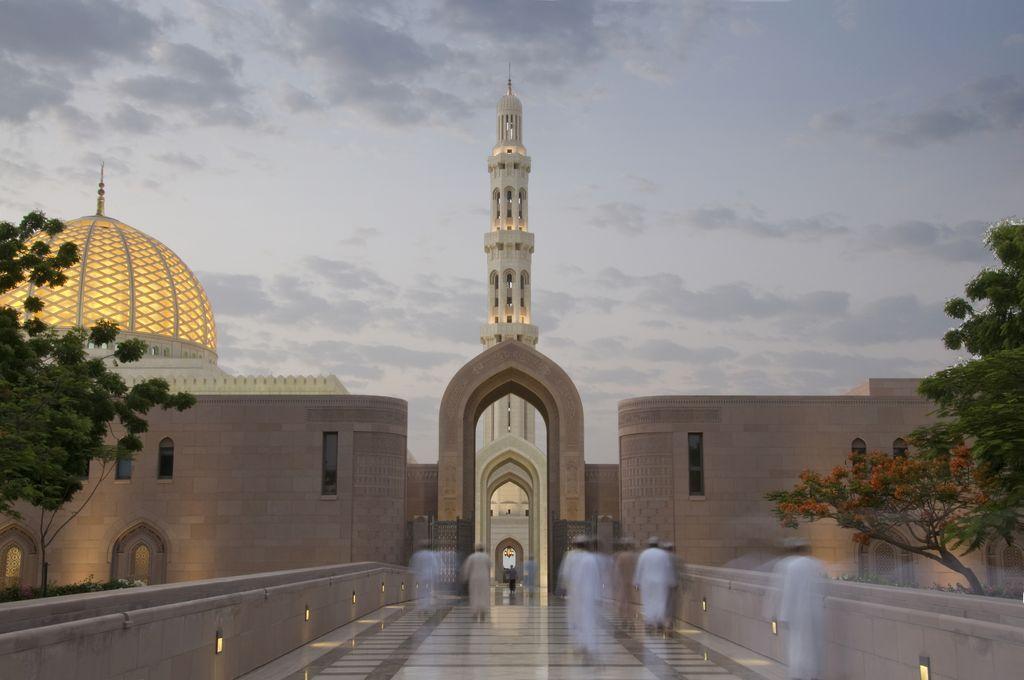 Omán, Muscat Nagymecset
