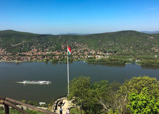 Rio Danúbio, Hungria