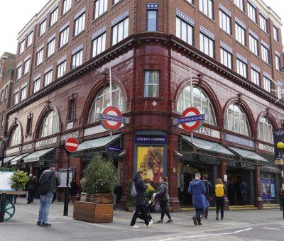 Metro de Covent Garden
