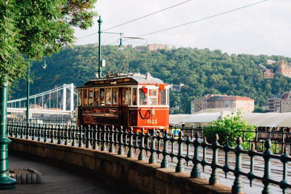 transporte público em Budapeste