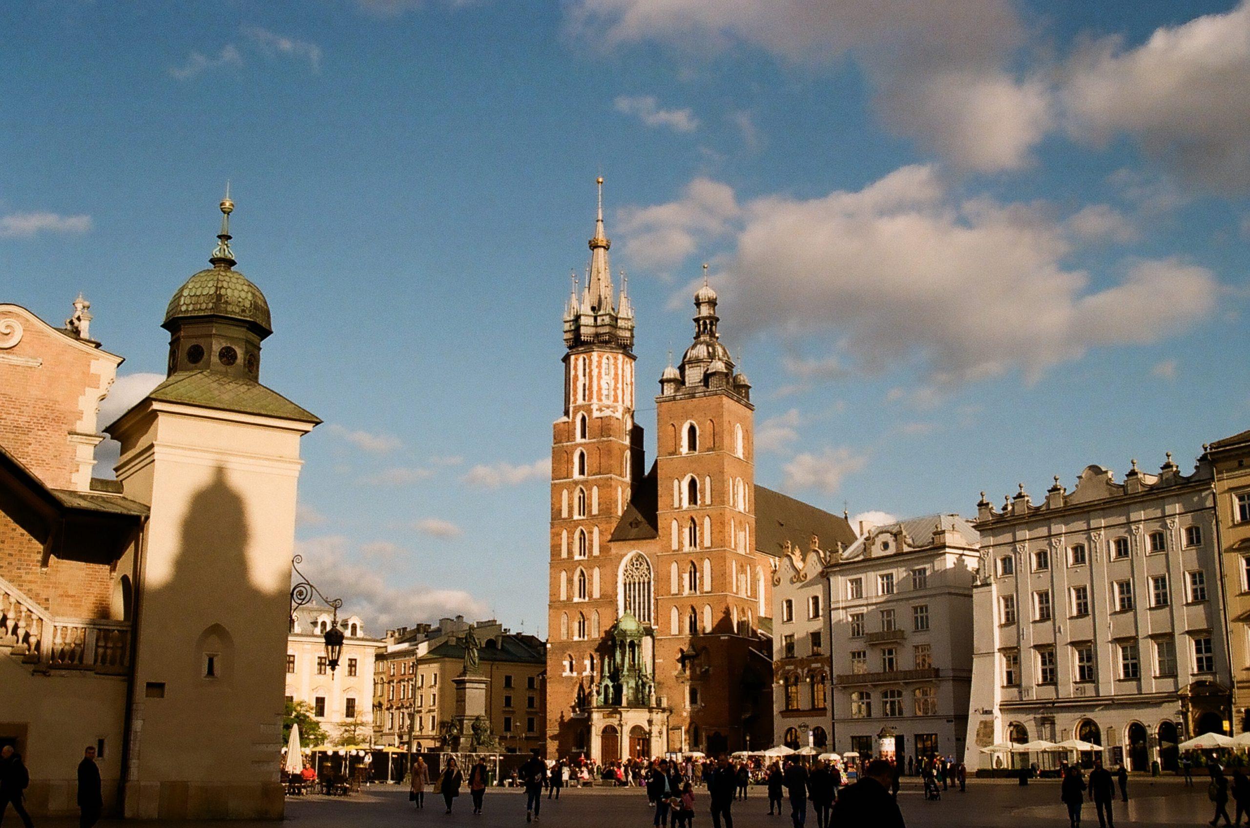 Centro de Cracóvia