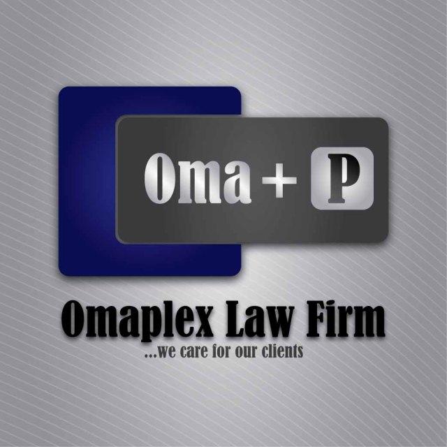 Omaplex Law Firm Logo