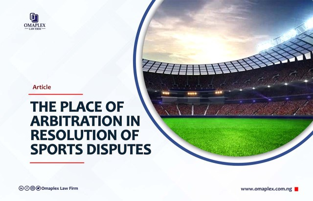 Sports arbitration Featured image