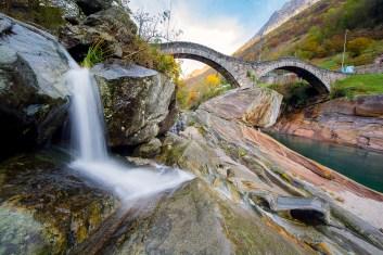 Ponte dei salti - Lavertezzo