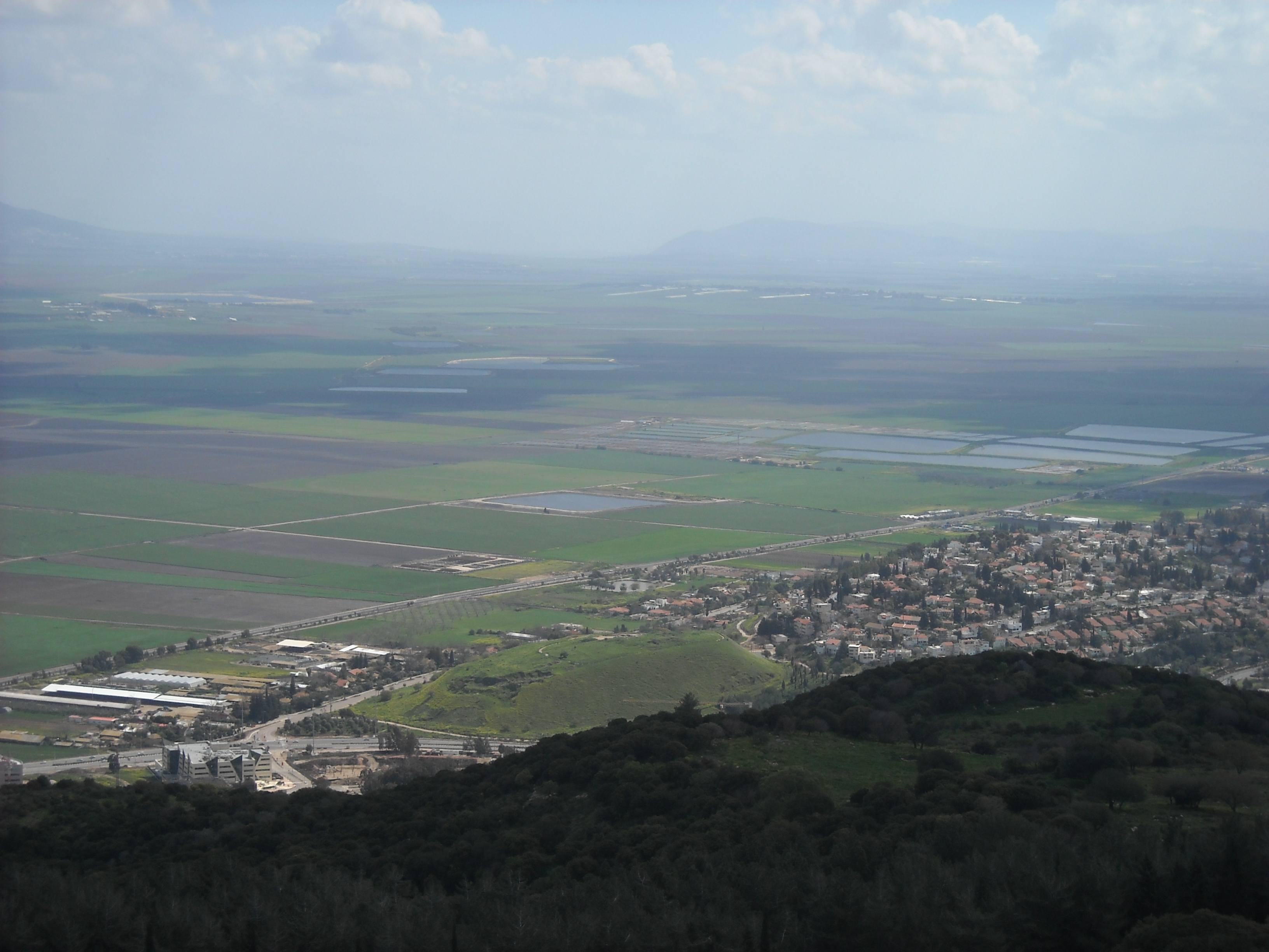 View from Mt. Carmel