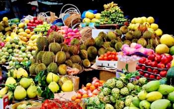 Fruits exotiques au rayon des supermarchés Marché Frais ouvert le dimanche