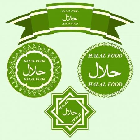 Supermarché Halal - logo de certification Marché Frais