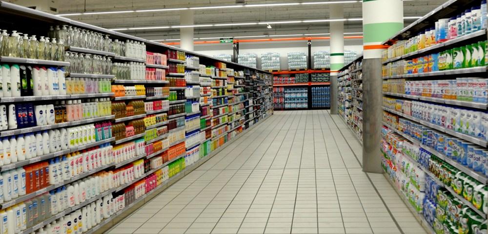 O marché frais La Courneuve DPH 1200