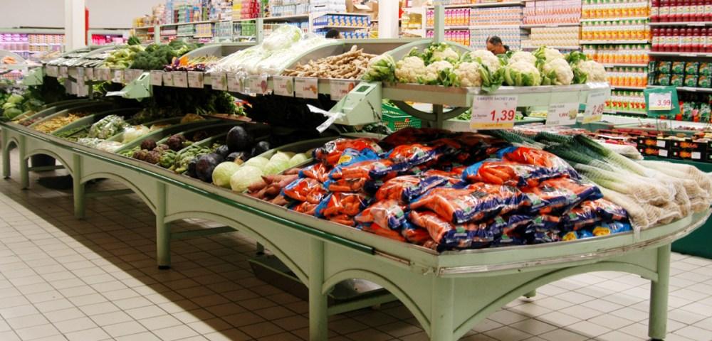 O mercato Goussainville legume 1200