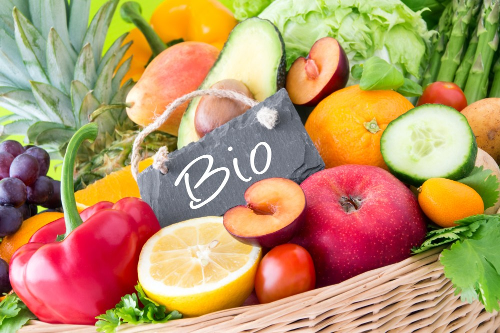 Fruits and vegetables - Bio
