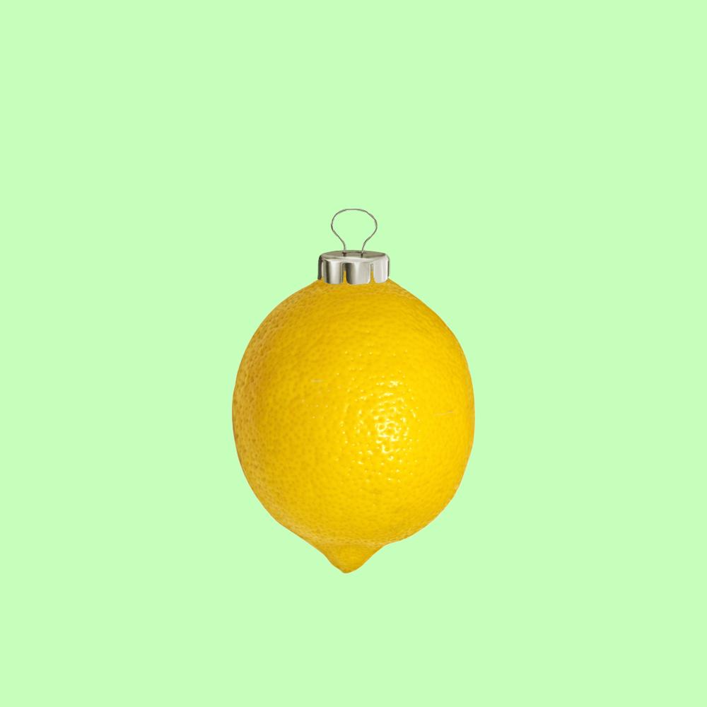 citron agrumes fruit décembre - fruit de saison
