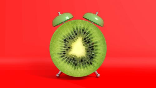 Faut il manger un kiwi le soir ?