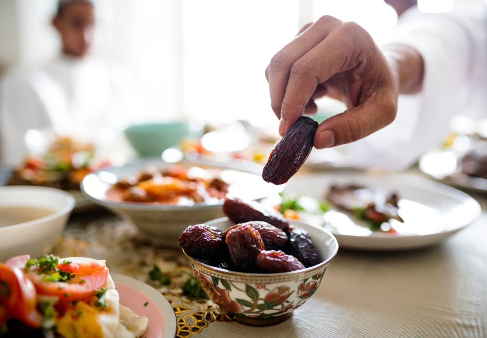 suhour ou iftar, alimentation ramadan