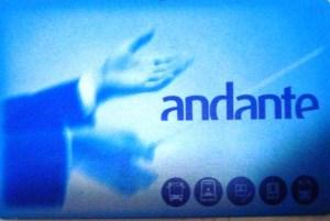 ANDANTEFTE (Custom)